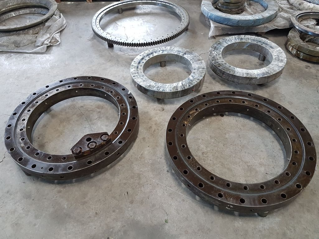 windmill slew bearing